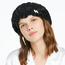 LilySilk シルク ナイトキャップ 19匁シルク就寝用帽子 室内帽子 お休み帽子 メンズ レディース 通気性抜群 美髪 プレ…