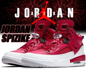 new product 4d2db b88dd NIKE JORDAN SPIZIKE gym red black-white-wolf grey ナイキ ジョーダンスパイ