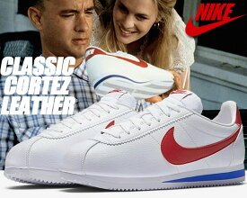 NIKE CLASSIC CORTEZ LEATHER white/varsity red 749571-154 ナイキ コルテッツ レザー スニーカー クラシック コルテッツ レザー フォレストガンプ Forrest Gump 749571-154