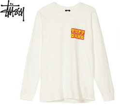 STUSSY BOB MARLEY TUFF GOING PIG. DYED LS TEE natural 【ステューシー LS Tシャツ ボブマーリーコレクション STSSY BOB MARLEY COLLECTION ロンT TEE ナチュラル 3993311】