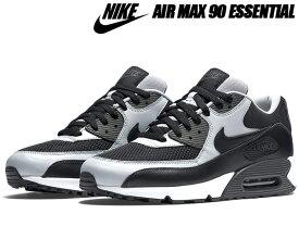 NIKE AIR MAX 90 ESSENTIAL blk/blk-w.gry-anthrct 【ナイキ エア マックス 90 エッセンシャル ランニングシューズ】