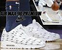 NIKE AIR MAX 90 PREMIUM white/white-black 700155-103 ナイキ エアマックス 90 プレ...