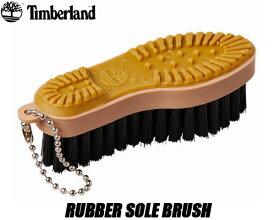 Timberland RUBBER SOLE BRUSH ティンバーランド シューズケア ラバーソール ブラシ キーホルダー 携帯 シューケア