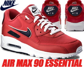 AIR MAX 90 ESSENTIAL university red/blackened blue 【ナイキ エアマックス 90 スニーカー レッド エア マックス エッセンシャル】