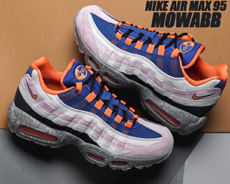 brand new 8e4ee 75053 NIKE AIR MAX 95 MOWABB av7014-600 champagne/safety orange Kie Ney AMAX 95  sneakers Air Max 95 Moab GREATEST HITS PACK acg