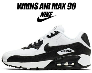 NIKE WMNS AIR MAX 90 white/black-black-white 325213-139 ナイキ ウィメンズ エアマックス 90 スニーカー エア マックス ホワイト ブラック