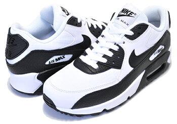 NIKEWMNSAIRMAX90white/black-black-white325213-139ナイキウィメンズエアマックス90スニーカーエアマックスホワイトブラック