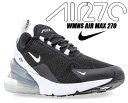 NIKE WMNS AIR MAX 270 black/white-pur platinum ah6789-013 ナイキ ウィメンズ エア...