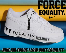 NIKE AIR FORCE 1 LOW CMFT EQUALITY white/white-black aq2118-100 ナイキ エアフォース 1 CMFT BHM メンズ スニーカー AF1 イクオリティ BLACK HISTORY MONTH