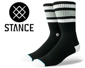 STANCE BOYD 4 BLACK m556a18boy-blk スタンスソックス メンズ 靴下