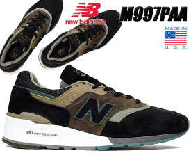 NEW BALANCE M997PAA MADE IN U.S.A. Cross Model Pack ニューバランス 997 スニーカー NB 997 Dワイズ