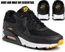 NIKE AIR MAX 90 ESSENTIAL black/amarillo-anthracite aj1285-022 ナイキ エアマック...
