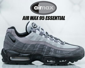 NIKE AIR MAX 95 ESSENTIAL anthracite/black-wolf grey at9865-008 ナイキ エアマックス 95 エッセンシャル スニーカー AM95 グラデーション