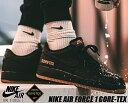 NIKE AIR FORCE 1 GORE-TEX black/black-light carbon ck2630-001 ナイキ エアフォース 1 ロー ゴアテックス AF1 撥水…