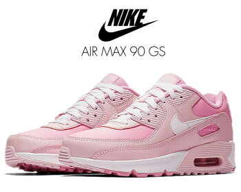 NIKEAIRMAX90GSpinkfoam/white-pinkrisecv9648-600ナイキエアマックス90ガールズレディーススニーカーキッズAM9030th30周年ピンク