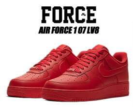 NIKE AIR FORCE 1 07 LV8 1 university red/university red cw6999-600 ナイキ エア フォース 1 07 LV8 1 スニーカー AF1 TRIPLE RED トリプル レッド