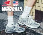 NEWBALANCEW990GL5MADEINU.S.A.Width:BニューバランスウィメンズW990V5レディーススニーカー990グレーGREYガールズGRAY