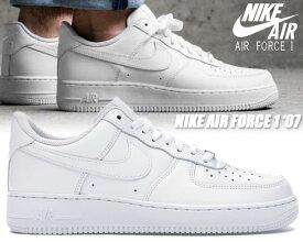 NIKE AIR FORCE 1 07 white/wht 315122-111 ナイキ エアフォース 1 '07 スニーカー ホワイト AF1 白