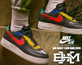 NIKE AIR FORCE 1 LOW BHM 2020 dk smoke grey/track red ct5534-001 ナイキ エアフォース 1 ロー B.H.M AF1 スニーカー BLACK HISTORY MONTH ブラックヒストリーマンス