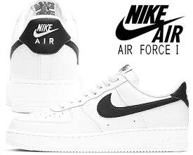 NIKE AIR FORCE 1 07 white/black ct2302-100 ナイキ エア フォース 1 '07 スニーカー AF1 ホワイト ブラック