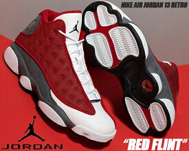 NIKE AIR JORDAN 13 RETRO GYM RED FLINT gym red/black-flint grey-white dj5982-600 Houston Rockets PE Kevin Martin ナイキ エアジョーダン 13 レトロ スニーカー AJXIII