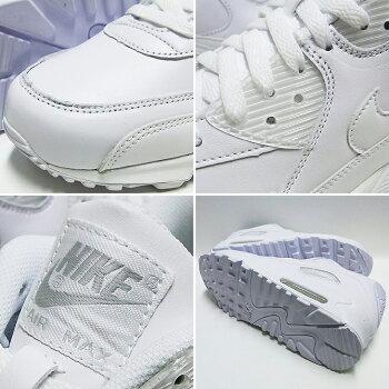 NIKEAIRMAX90LEATHERwhite/white【ナイキエアマックス90】