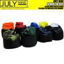 JULY NINE SEQUEL 18サイズ 【ジュライ ナイン ロールアップ ショルダー トート バッグ MADE IN USA 】【 再入荷 】