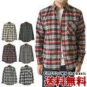 ファーストダウンEX チェック ネルシャツ メンズ 長袖 FIRST DOWN EX チェックシャツ フランネルシャツ アウトドア ブ…