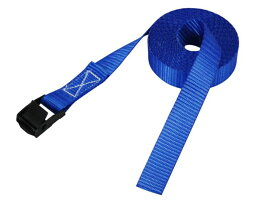 カムバックル式ラッシングベルト(エンドレス0.25t) 幅25mm 長さ4.5m【荷役2012】