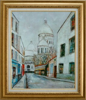 Utrillo Montmartre Sacre cool