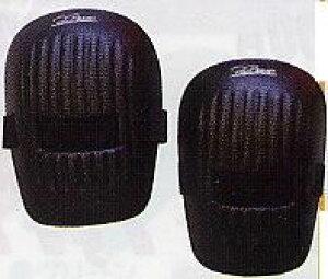 【送料無料!】ブラックニーパッド701-05(膝当て・ニーガード・プロテクター ) 園芸 ガーデニング タイヤ交換 スポーツ プロテクター