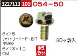 ネジ ±トリーマーP-1  CM 6×15 054-50 ネジ関連部品【REX2018】