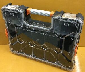 クリアハードボックスCHB-200L 仕切り板タイ15kg プラスチック 小物 収納ケース  【ユ・ニーズ2020】