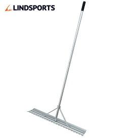 アルミレーキ 80cm ジョイント式 アルミ製 LINDSPORTS リンドスポーツ