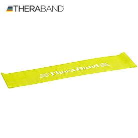 セラバンド TheraBand セラバンドループ イエロー 黄色 シン Lサイズ 円周90cm トレーニングチューブ エクササイズバンド LINDSPORTS リンドスポーツ