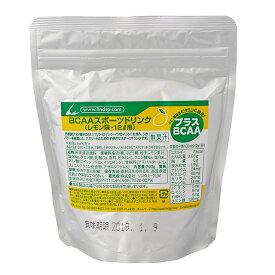 スポーツドリンク 粉末 レモン味 (BCAA配合) 12L用×1袋 徳用 熱中症予防 LINDSPORTS リンドスポーツ