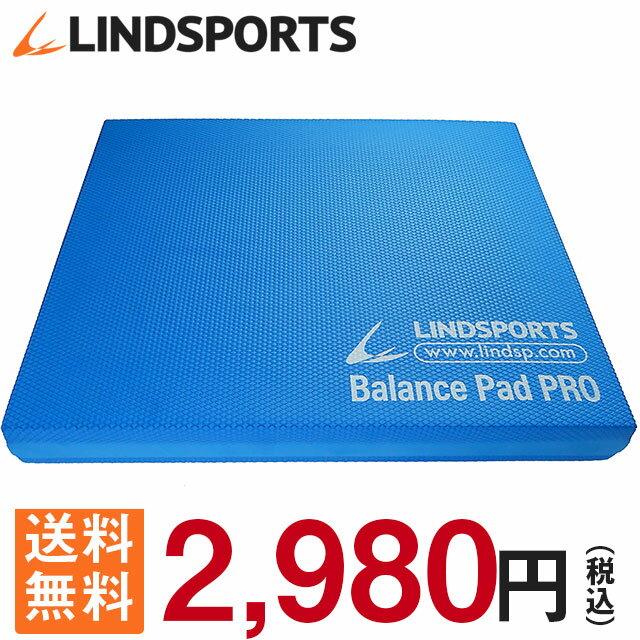 LINDSPORTS バランスパッドPRO(旧:パッド・フォー・バランス)【インナーマッスル/体幹トレーニング/バランスマット/バランスブロック】