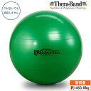 エクササイズボール SCP65(65cm) 緑安心・高品質のセラバンドシリーズ[バランスボール/腰痛予防/ジムボール/骨盤/ダイエット/フィットネスボール/スト...