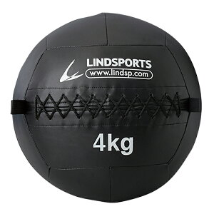 ソフト メディシンボール 4kg やわらか トレーニングボール ウエイトボール LINDSPORTS リンドスポーツ