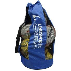 ボールバッグ サッカー ラグビー ハンドボール 等用 ボール 収納 持ち運び LINDSPORTS リンドスポーツ