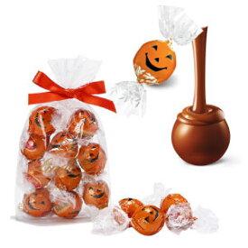 リンツ Lindt チョコレート リンドール ハロウィン 10個入   ギフト 洋菓子ギフト かわいい おしゃれ お菓子 スイーツ プチギフト オシャレ プレゼント 可愛い 手土産 内祝い 内祝いお返し お礼 リンツチョコ 誕生日 ハロウィン