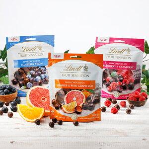 リンツsummerチョコレートセンセーションフルーツフランボワーズ&クランベリー