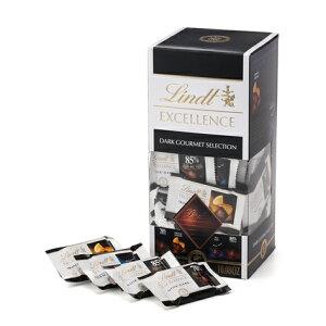 リンツ チョコレート(Lindt)エクセレンス ダーク グルメセレクション ミニアソート286g 【チョコレート チョコ ギフト かわいい おしゃれ お菓子 スイーツ プチギフト オシャレ プレゼント 可