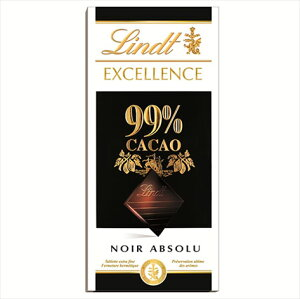 リンツLindtタブレットチョコレートエクセレンス99%カカオ