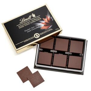 リンツ Lindt チョコレート スイスシン ダーク 125g|板チョコレート チョコ ギフト かわいい おしゃれ お菓子 職場 リンツチョコ 輸入菓子 プチギフト プレゼント 可愛い タブレット ハイカカ