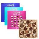 リンツ Lindt チョコレート ミニプラリネ 100g(グリーン・ピンク・ブルー)【チョコ ギフト 会社 かわいい 詰め合わ…