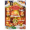 リンツ チョコレート Lindt クリスマス限定 リンツテディ アドベントカレンダー 2019