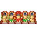 【公式】リンツ チョコレート Lindt クリスマス ミニリンツテディ 5x10g【 ギフト お菓子 クリスマスプレゼント プチ…