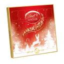 リンツ チョコレート Lindt クリスマス限定 リンドール ミニボール アドベントカレンダー 2019
