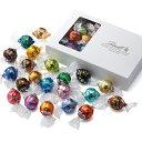 送料無料 リンツ Lindt チョコレート リンドール 22種23個入り テイスティングセット【 ギフト お菓子 クリスマス 詰…